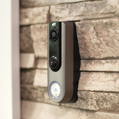 Oceanside doorbell security camera